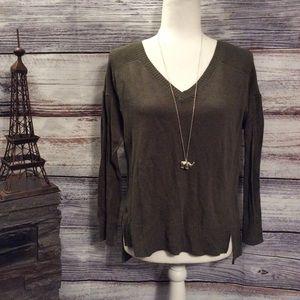 Hippie Rose Lightweight Crop Sweater
